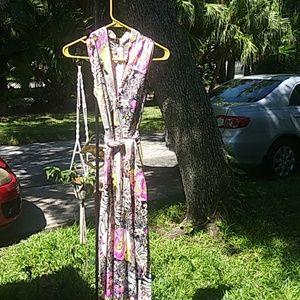 Dresses & Skirts - Vintage floral dress